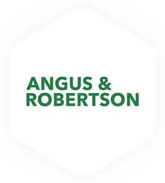 Angus and Robertson Project Page Logo